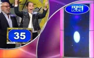 zero e lode  rai 1  quiz show