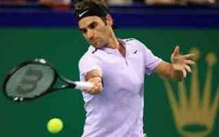 Tennis: tennis grand slam nadal federer shanghai