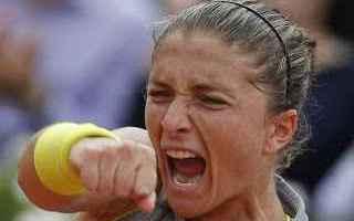Tennis: tennis grand slam errani tianjin