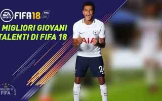 Console games: fifa 18  carriera allenatore  giovani