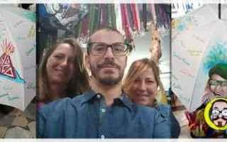 Napoli: sorelle talarico   ombrelli   napoli