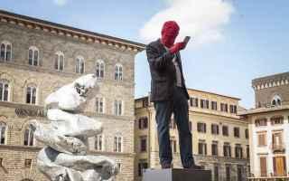 arte  scultura  installazione  urs fischer  filrenze  arte contemporanea