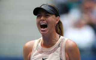 Tennis: tennis grand slam errani sharapova