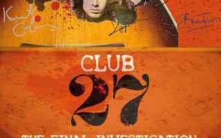 Musica: libri  club 27  janis joplin  rock
