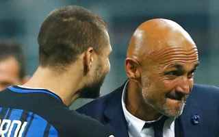 Serie A: inter  milan  pagelle  icardi spalletti