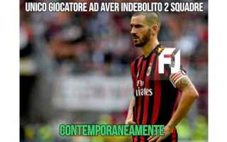 Calcio: bonucci  milan