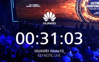 Cellulari: huawei mate 10  android  ai  smartphone