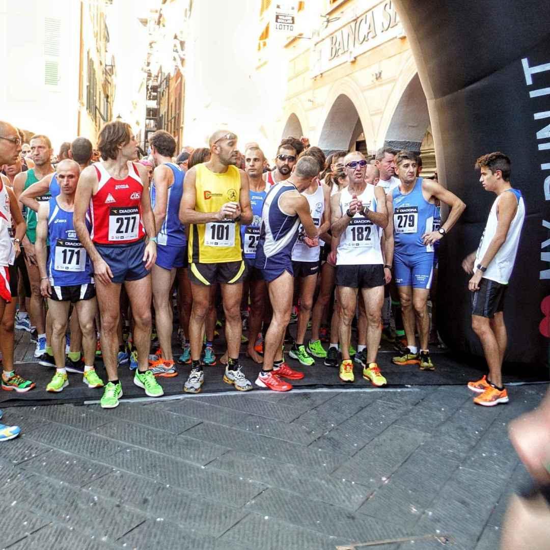 running  liguria  sport