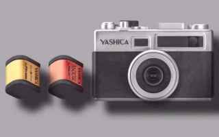 Fotocamere: fotocamera  yashica  digitale