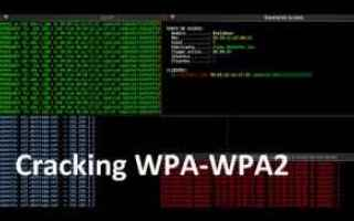 Sicurezza: wifi  wi-fi  web  hack  wpa  wpa2  krack  cracking