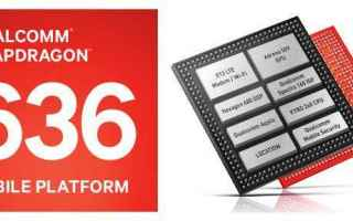 qualcomm  snapdragon 636  smartphone