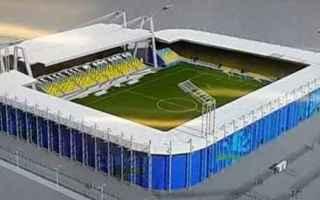 Serie B: La progettualità che è dietro lo stadio del Frosinone calcio