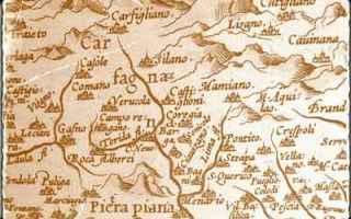 Storia: toponomastica garfagnana nome romani