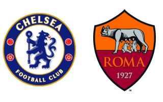 Champions League: chelsea  roma  champions league