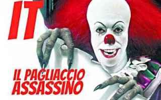 Cinema: it  it 2017  it movie  it film  horror  pennywise  pagliaccio