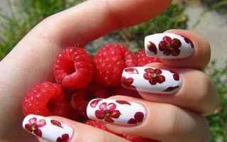 Moda: nail art forme  nail art idee