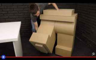 Video divertenti: costumi  fai da te  cartone  giocattoli
