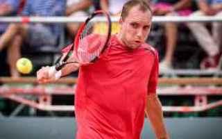 Tennis: tennis grand slam kyrgios darcis anversa