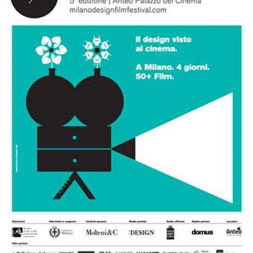 milano design film festival programma