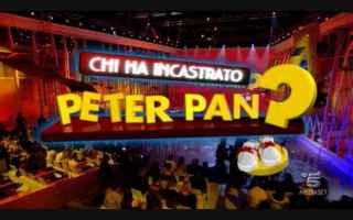 Televisione: chi ha incastrato peter pan