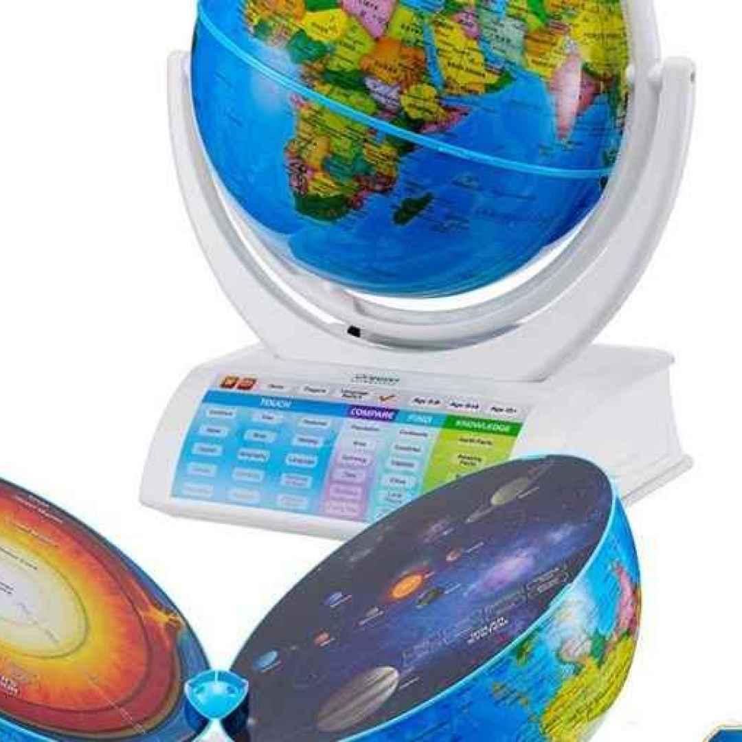 mappamondi  realtà aumentata  mappamondo