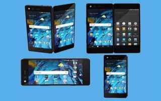 zte  smartphone  dual display
