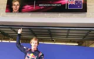 Formula 1: formula 1  austin  toro rosso  hartley