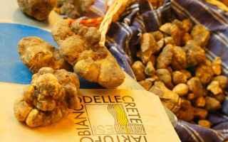 Gastronomia: crete senesi  tartufo