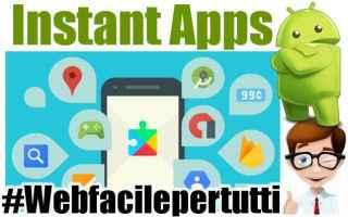 App: app instant app