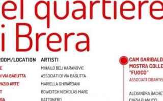 Milano: brerart2017  cibartisti  brera  brerart