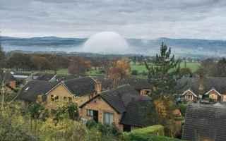 Ambiente: meteorologia  ambiente  strano  misteri