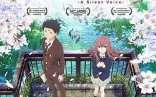 Anime: anime  manga  la forma della voce  trailer