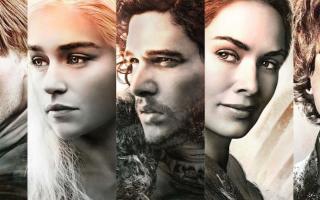 Serie TV : il trono di spade  serie tv tv