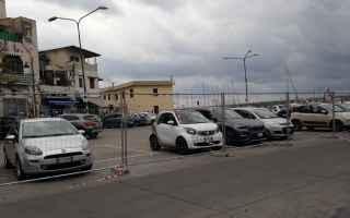 torre del greco  parcheggio