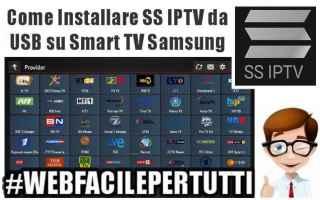 App: ss iptv  tv smart