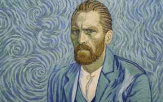 Arte: pittura  video  van gogh