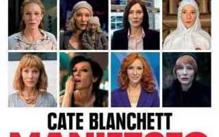 Cinema: manifesto cate blanchett cinema