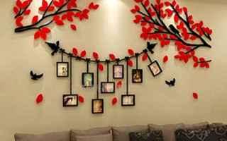 Design: adesivi murali  stickers salotto