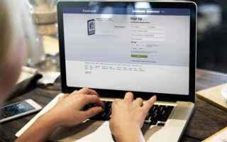 Facebook: facebook  social network  computer