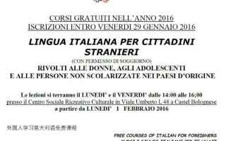 castel bolognese  corso  italiano
