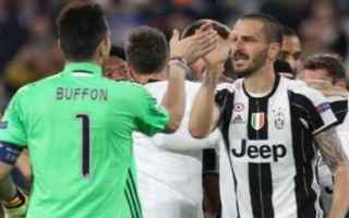 Calcio: bonucci  juventus calcio milan fifa