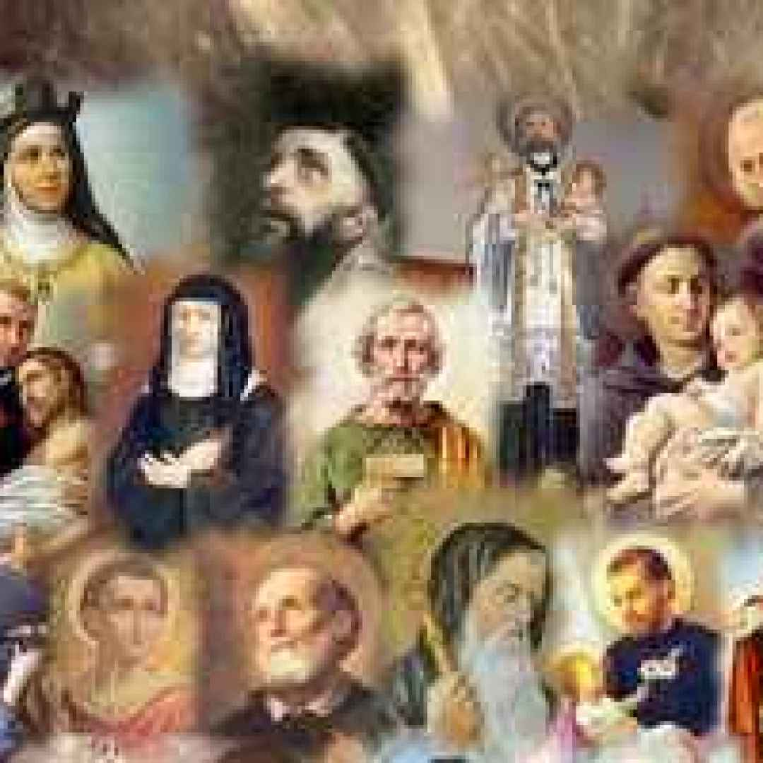 24 ottobre  santi  calendario