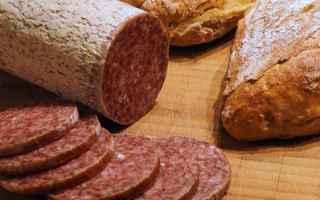 Alimentazione: salami  salmonella  lotti ritirati  salame