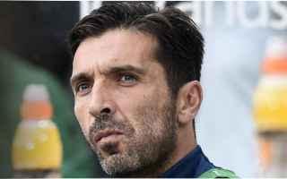 Calcio: juventus  buffon  ritiro  luigi buffon