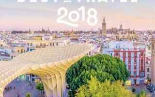 Viaggi: best in travel 2018  lonely planet