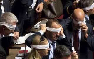 Politica: rosatellum  renzi  gentiloni  berlusconi
