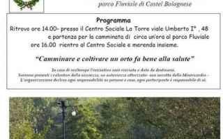Bologna: castel bolognese  movimento  parco