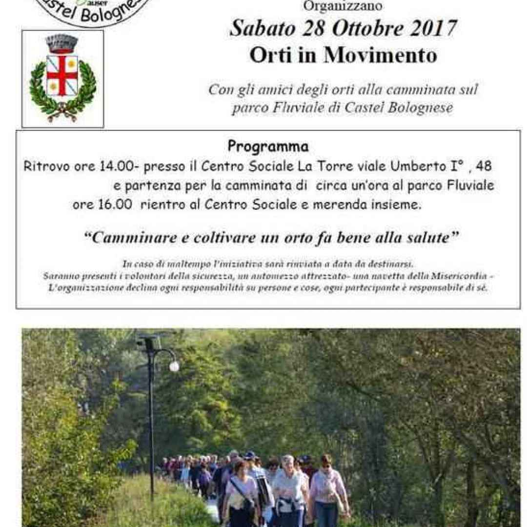 castel bolognese  movimento  parco