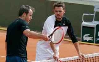 Tennis: tennis  grand slam  news  norman  wawrinka