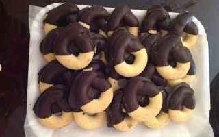 Ricette: biscotti  burro
